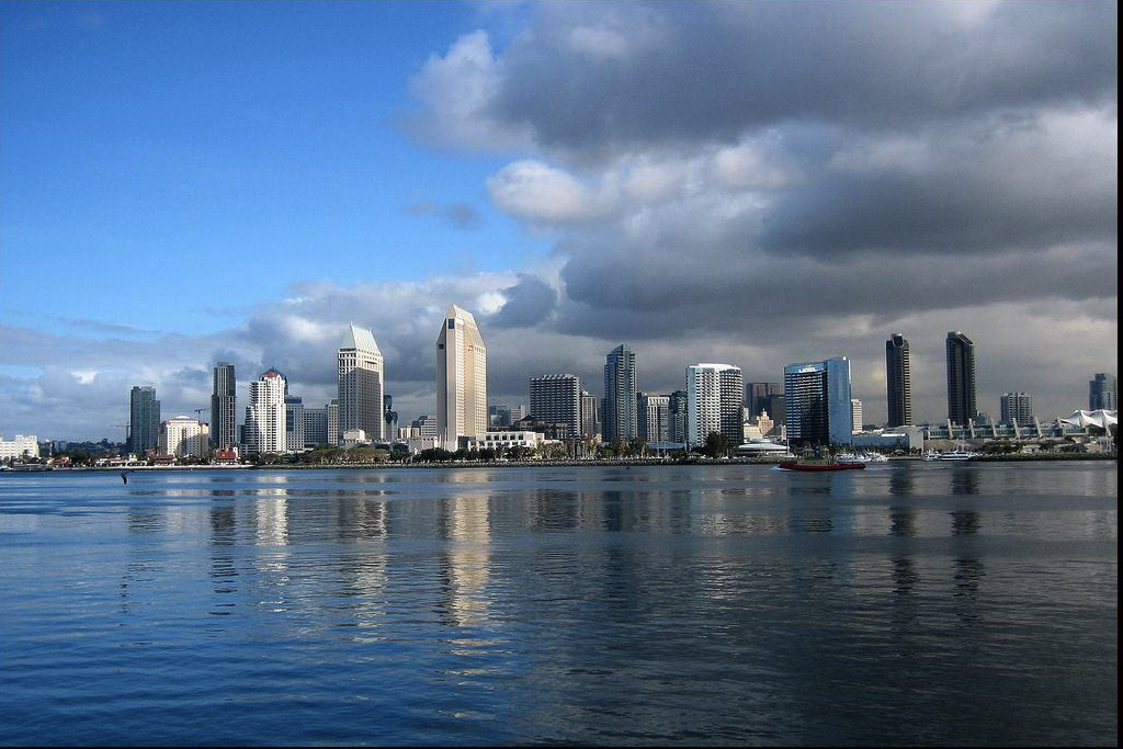 San Diego Skyline